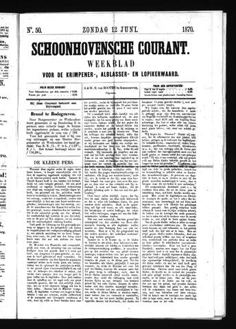 Schoonhovensche Courant 1870-06-12