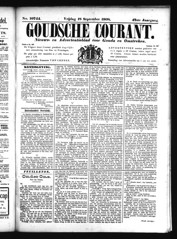 Goudsche Courant 1908-09-18