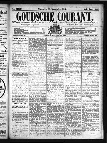 Goudsche Courant 1911-11-20