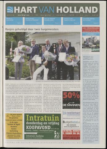Hart van Holland - Editie Zuidplas 2012-07-11