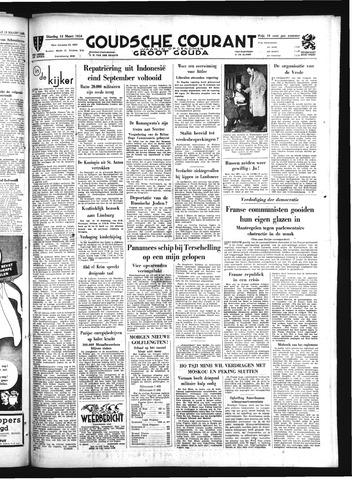 Goudsche Courant 1950-03-14