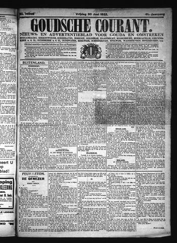 Goudsche Courant 1922-06-30