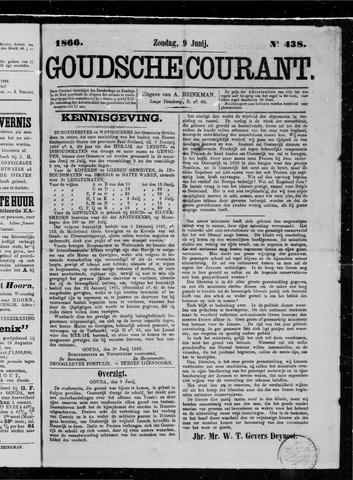 Goudsche Courant 1866-06-09