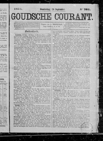Goudsche Courant 1864-09-29