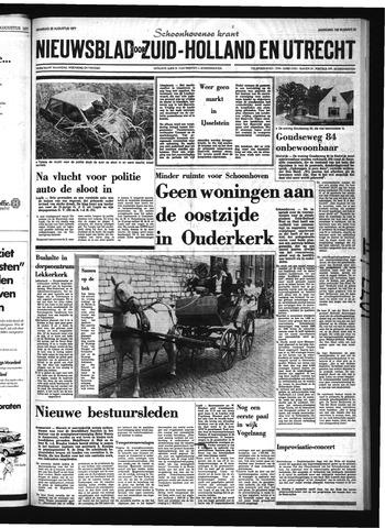 Schoonhovensche Courant 1977-08-22