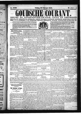 Goudsche Courant 1923-02-23