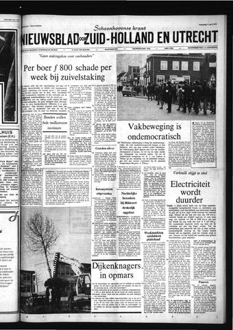 Schoonhovensche Courant 1973-04-11