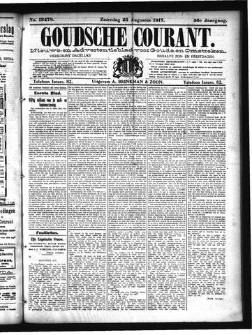 Goudsche Courant 1917-08-25