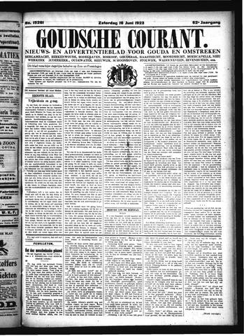 Goudsche Courant 1923-06-16