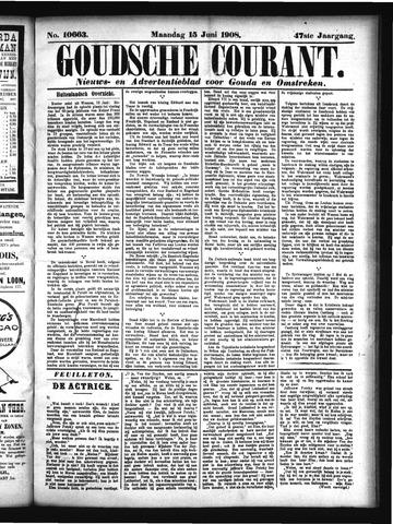 Goudsche Courant 1908-06-15