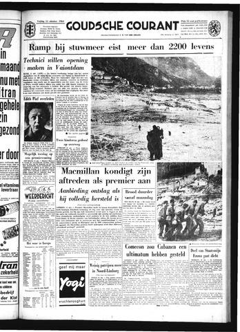 Goudsche Courant 1963-10-11