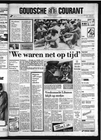Goudsche Courant 1983-10-28