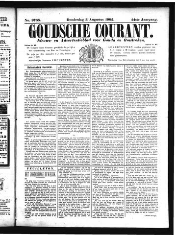 Goudsche Courant 1905-08-03