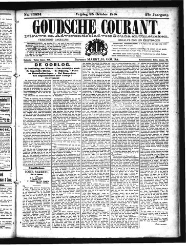 Goudsche Courant 1918-12-25