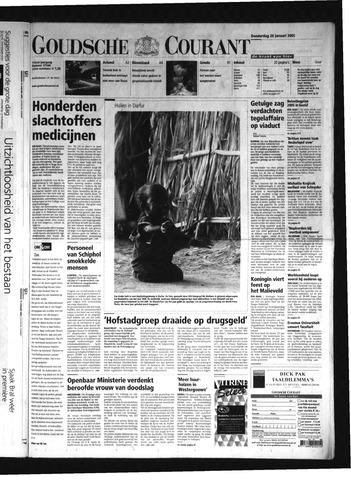 Goudsche Courant 2005-01-20