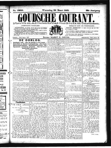 Goudsche Courant 1918-03-20