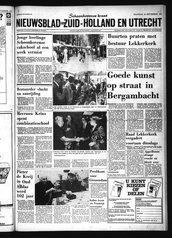 Schoonhovensche Courant 1974-09-16
