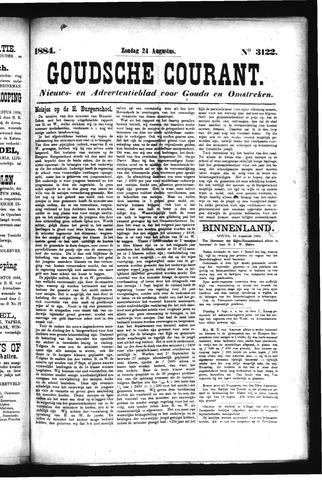 Goudsche Courant 1884-08-24