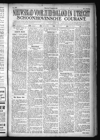 Schoonhovensche Courant 1929-08-05