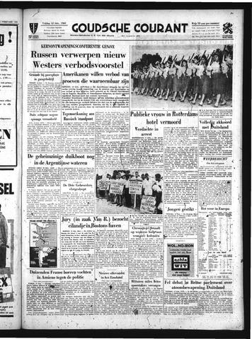 Goudsche Courant 1960-02-12