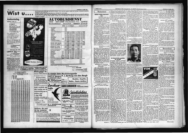 Schoonhovensche Courant 1938-04-27