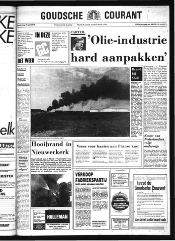 Goudsche Courant 1979-07-26