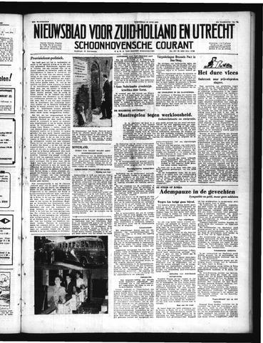 Schoonhovensche Courant 1950-07-19