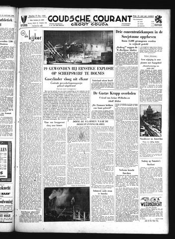 Goudsche Courant 1950-01-17