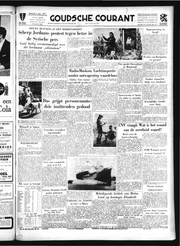 Goudsche Courant 1957-08-05