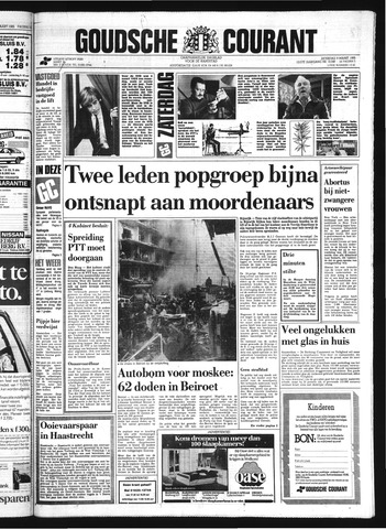 Goudsche Courant 1985-03-09