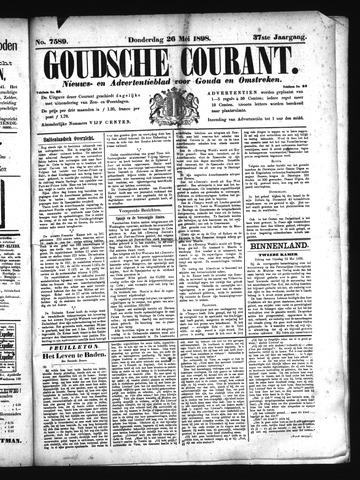 Goudsche Courant 1898-05-26