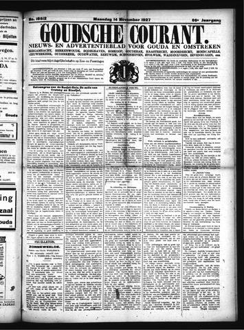 Goudsche Courant 1927-11-14