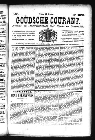 Goudsche Courant 1890-10-17