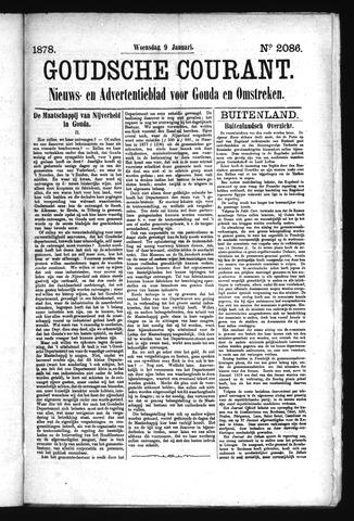Goudsche Courant 1878-01-09