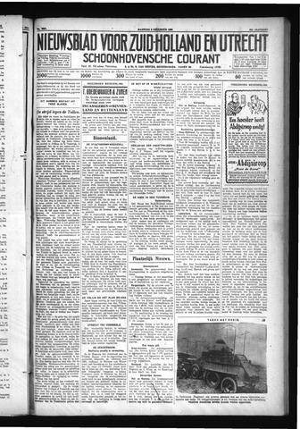 Schoonhovensche Courant 1930-12-08