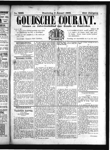 Goudsche Courant 1903-01-08