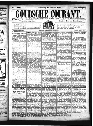 Goudsche Courant 1912-10-16
