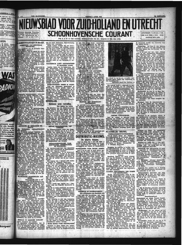 Schoonhovensche Courant 1942-04-03