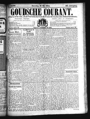 Goudsche Courant 1914-05-16