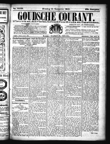 Goudsche Courant 1919-11-11