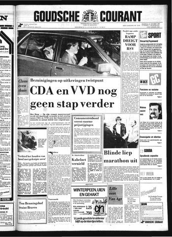 Goudsche Courant 1982-10-25