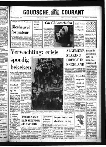 Goudsche Courant 1972-07-24