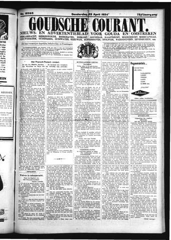 Goudsche Courant 1934-04-26
