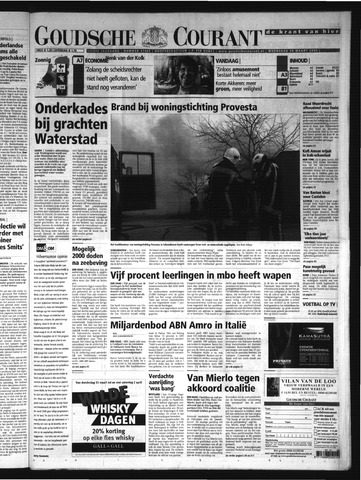 Goudsche Courant 2005-03-30
