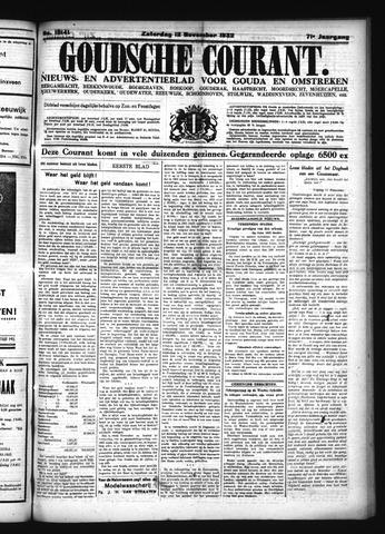 Goudsche Courant 1932-11-12