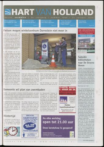 Hart van Holland - Editie Zuidplas 2013-10-23