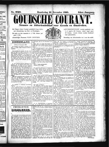 Goudsche Courant 1895-11-21