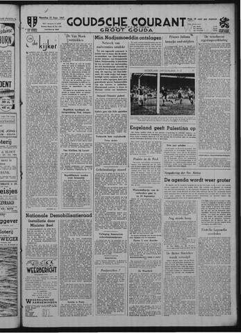 Goudsche Courant 1947-09-22