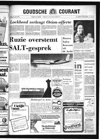 Goudsche Courant 1978-04-21