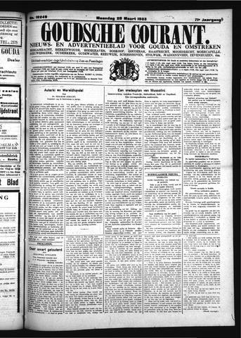 Goudsche Courant 1933-03-20